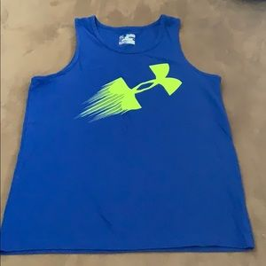 Under Armour youth size XL tank top